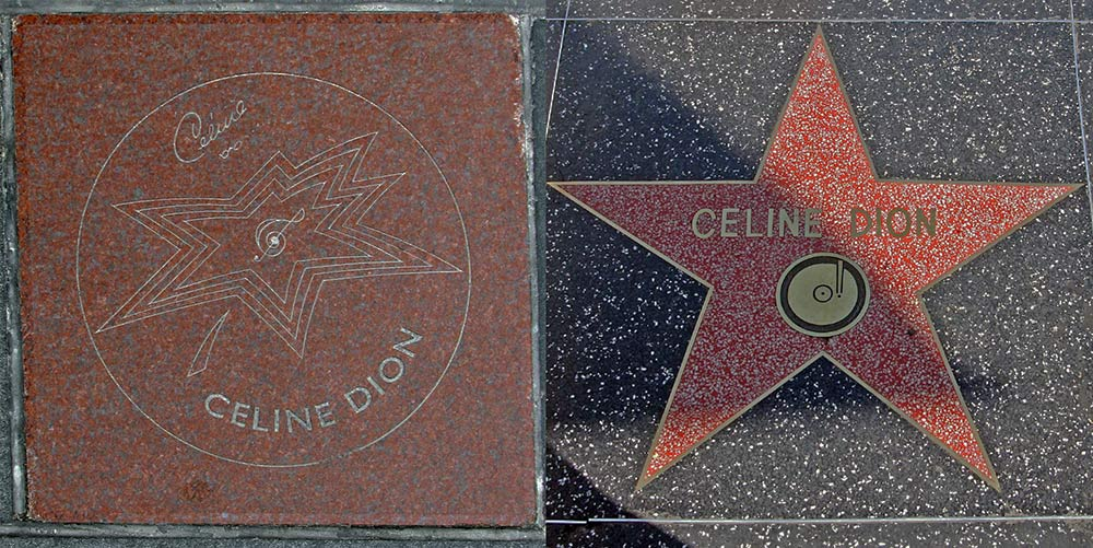 We're all a Celine Dion!